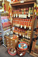 Caoba's food range