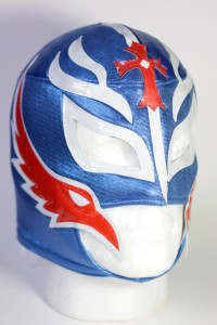 mexican wrestling mask rey mysterio