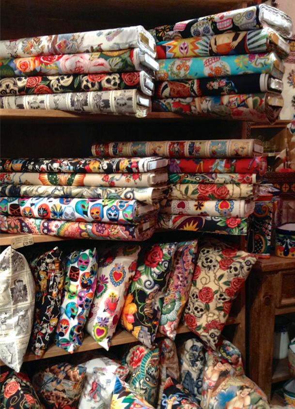 Alexander Henry Fabrics at Caoba