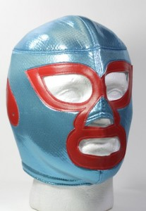 Mask for Nacho from the movie Nacho Libre