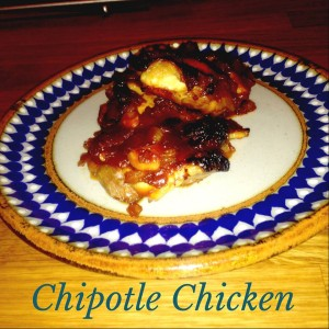 Roast Chipotle Chicken
