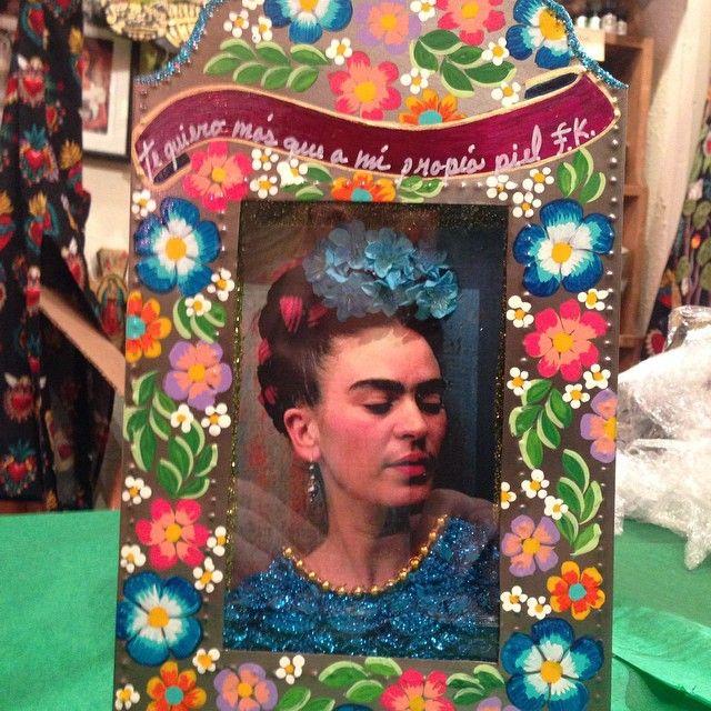 Frida Kahlo Nicho