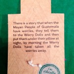 Worry Dolls Label