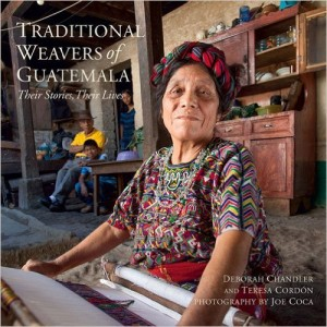 Traditional Weavers of Guatemala book cover