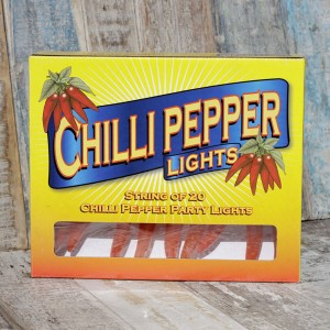Chilli Pepper Lights