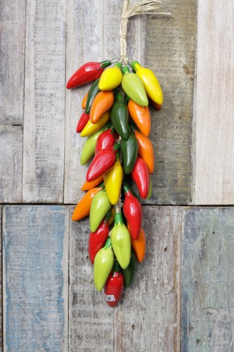 Ceramic chillis L