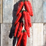 Red ceramic Chile Hungarito, the Hungaro's smaller cousin