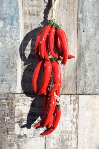 Red ceramic Miracielo Chile