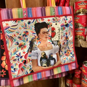 Viva Frida! Shopping bag