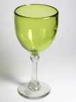 green rim campana goblet - click for more info